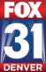 FOX31 Denver Logo Vertical